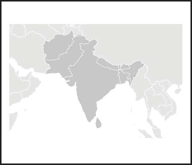 Modal map india