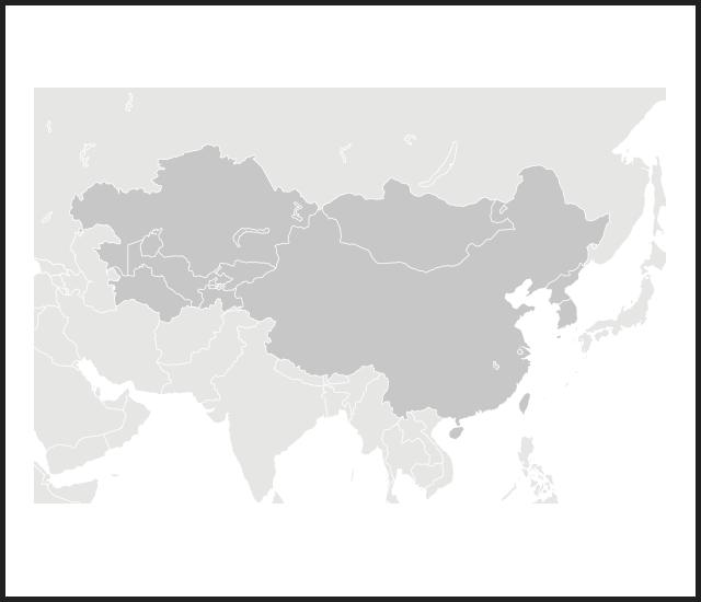modal map china
